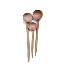SMALL MAPLE SPOON SET