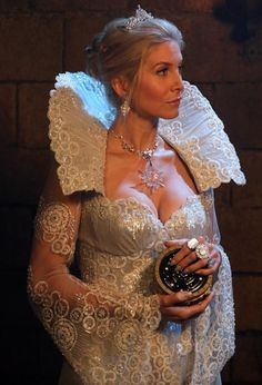 Once Upon a Time season 4 episode 6 Snow Queen. Ingrid is one of my favorite villains in ouat