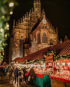 Nuremberg is famous for how strict it is in what it allows to be sold at the main Christmas market itself. Only traditional gifts and foods… Christmas Markets Germany, German Christmas Markets, Christmas Markets Europe, Christmas Town, Christmas Travel, Merry Christmas Everyone, Noel Christmas, Nuremberg Christmas Market, Berlin Christmas Market