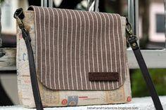 Zakka Life Brown Sling Bag