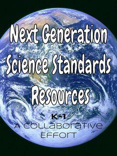Next Generation Science Standards Document