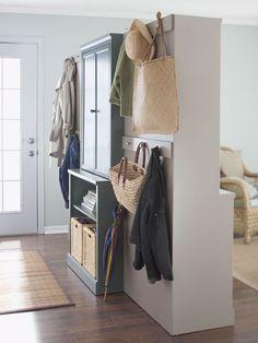 Corridor furnishing idea | Visit http://www.suomenlvis.fi/