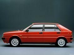 Lancia delta hf integrale 1986 1993
