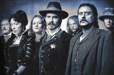 Deadwood - Best TV show ever.