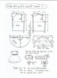 Best 12 Baby girls Easter dress pattern Petal Reversible pdf dress sewing pattern sizes months to 8 years