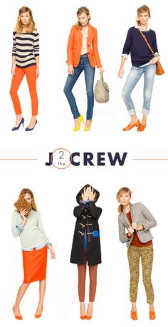 j.crew fall 2011 looks