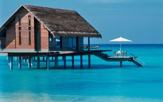 One & Only Reethi Rah in the Maldives