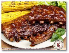 HoneyBaked Ham Douglasville: Nice Rack! HoneyBaked Ham Douglasville Introduces NEW BBQ Ribs