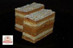 Karamellás szelet Cake Bars, Tiramisu, Ethnic Recipes, Sweet, Food, Chocolate Candies, Caramel, Bakken, Candy