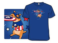 Captain's Companion Tee by Shirt.Woot.com