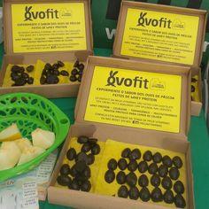 Não poderia faltar o #ovofit, o #chocolateproteico da #MegaVitaminas, feito com #WheyProtein