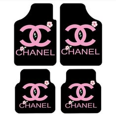 $155.32 Furry Chanel Universal Automotive Carpet Car Floor Mats Velvet 4pcs Sets - Pink 01, Using beautiful soft high quality velvet, better texture, No irritating odor, durable wear, Winter does not distort, does not harden, moderate hardness and elastic, Can well prevent snow and mud flows inside the dirty floor, and can effectively protect the carpet, Very easy to clean, wash with water can easily wash away all the dirt.