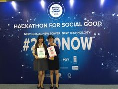 The #2030Now meetup in Vietnam started with a youth hackathon for digital innovation in support of the #globalgoals.