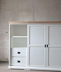 white oak commode White Oak, Tall Cabinet Storage, Furniture, Home Decor, Decoration Home, Room Decor, Home Furnishings, Home Interior Design, Home Decoration