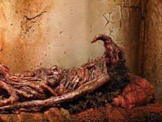 Meat Sculptor Mark Powell
