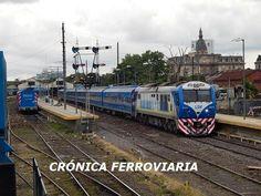 CRÓNICA FERROVIARIA: Línea San Martín: El nuevo cronograma de horarios ...