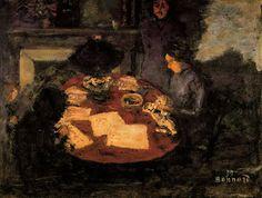 Pierre Bonnard. PINTORES Y PINTURAS - JUAN CARLOS BOVERI.