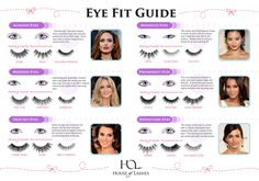House of Lashes Noir Fairy | House of Lashes: Learn what lashes will complete your look!