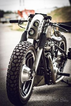 Bull Cycles XS650 APOC