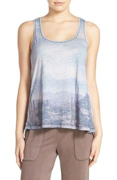 Free shipping and returns on PJ Salvage Desert Print Tank at Nordstrom.com…