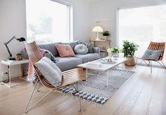 Vicky's Home: Una casa en tonos pastel / A house in pastel tones