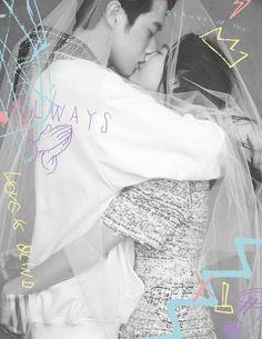 LOVE IT ♡ Pre Wedding Poses, Pre Wedding Photoshoot, Wedding Couples, Cute Couples, Korean Photoshoot, Couple Photoshoot Poses, Couple Shoot, Girl Couple, Prenup Photos Ideas