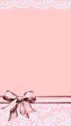 Shared by Borislava M. Find images and videos about fashion, cute and pink on We Heart It - the app to get lost in what you love. Bow Wallpaper, Cellphone Wallpaper, Screen Wallpaper, Wallpaper Backgrounds, Borders And Frames, Foto Art, Backrounds, Flower Backgrounds, Cute Wallpapers