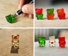 gummy bear transplant