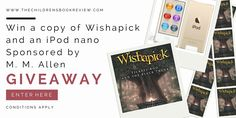 Win an iPod Nano and Wishapick: Tickety Boo and the Black Trunk, by M. M. Allen! #win #giveaway #ad http://gvwy.io/bk9yqzo