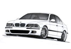 BMW Drawings --> Check out THESE Bimmers!! http://germancars.everythingaboutgermany.com/BMW/BMW.html