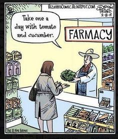 "& Wellness Love the idea of a ""farmacy"" instead of the ""pharmacy!"" I believe whole foods really can help you heal.Love the idea of a ""farmacy"" instead of the ""pharmacy!"" I believe whole foods really can help you heal. Health And Wellness, Health Tips, Health Fitness, Health Care, Fitness Humor, Fitness Motivation, Gym Humor, Health Facts, Women's Health"