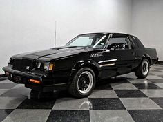 Ultra Rare 1987 Buick Grand National GNX, #73 of only 547. Click to Find out more - http://fastmusclecar.com/best-muscle-cars/ultra-rare-1987-buick-grand-national-gnx-73-547/ COMMENT.