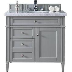 vanity bathroom blue quartz
