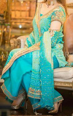 Walima Dress, Shadi Dresses, Pakistani Wedding Dresses, Pakistani Outfits, Indian Dresses, Indian Suits, Pretty Dresses, Beautiful Dresses, Beautiful Hijab