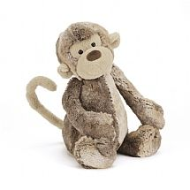 Jellycat Moss Monkey Medium £18.00 (inc VAT) Moss Monkey from Jellycat. Full of softness - adorably cheeky he is the perfect playtime buddy  25cm high Made from 100% Polyester Hand wash Suitable from birth Mattie Monkey also available www.melburygallery.co.uk/shop/jellycat/ xx