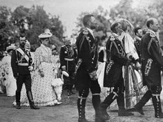royaland: Nicholas II, Tsar of Russia, with the... - Royalist till the end