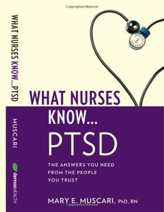 What Nurses Know...PTSD - Covers all the treatments available today. It examines the causes of the PTSD, describes the symptoms and the effects of PTSD on individuals with the condition and their families, looks at associated problems such as substance abuse, explains what makes PTSD different in children and adolescents, shows how to manage stress, how to talk to your health care provider, and how to get help - from both traditional and nontraditional sources.