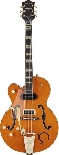 G6120LH Eddie Cochran SIGNATURE Hollow Body L/H by Gretsch® Electric Guitars