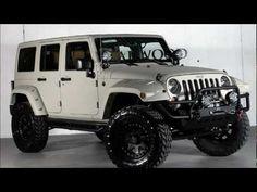 Custom 2013 Jeep Wrangler Unlimited by Starwood Custom For Sale!