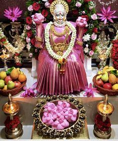 Diy Diwali Decorations, Festival Decorations, Flower Decorations, Ganpati Decoration Design, Pooja Room Door Design, Rangoli Designs Flower, Diwali Diy, Ethnic Home Decor, Engagement Decorations