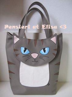 Borsa a forma di gatto a Pistoia - eBay Annunci