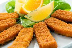 Fish Sticks Recipe