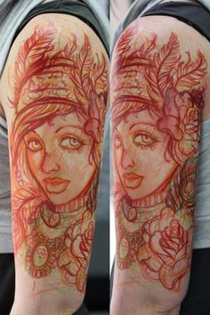 2010 Tattoos by Chris Lennox