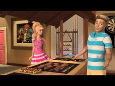 Barbie Life in the Dreamhouse - Barbie The Ken Den - English Full HD