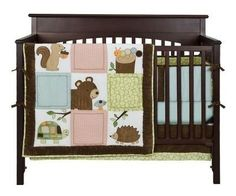 woodland creatures nursery theme | Woolrich Woodlands collection at Target.com