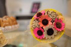bridesmaid bouquet..