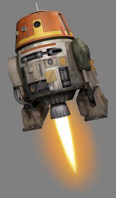 Star Wars Rebels: Meet Chopper, Grumpy Astromech Droid | StarWars.com