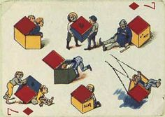 7 of Diamonds, US Playing Card Co