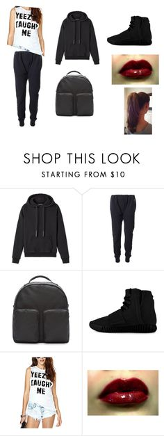 """""""Yeezy"""" by laesr1118 on Polyvore featuring adidas Originals"""
