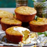 Orange Almond Syrup Puddings - Coles Recipes & Cooking